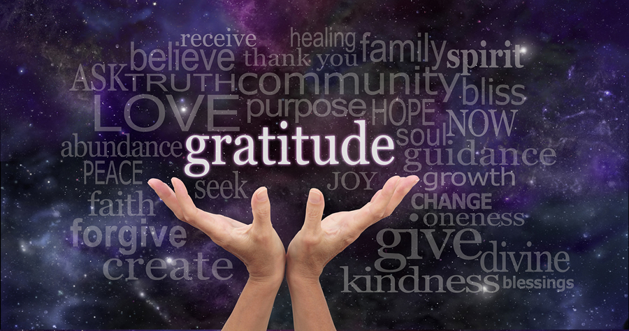 Extending Gratitude….