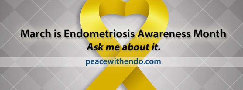 Let's Spread Endometriosis Awareness