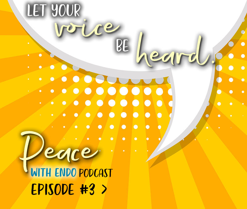 PWE03: Let Your Voice Be Heard